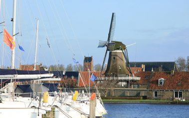 Sitios secretos en Ámsterdam: Sloten Windmill