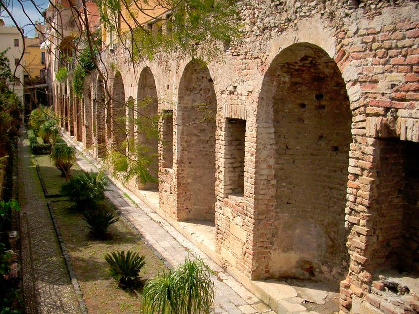 Naumachie, uno de los lugares de Taromina y uno de los rincones que no puedes perderte en Sicilia