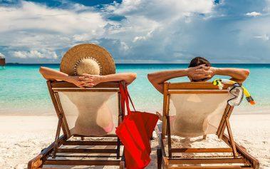 Viajar para combatir el estrés: lugares donde relajarse