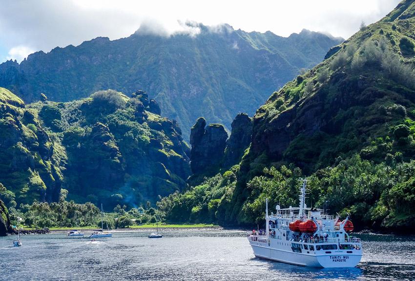 Islas Marquesas, uno de los lugares para huir del turismo en el 2018