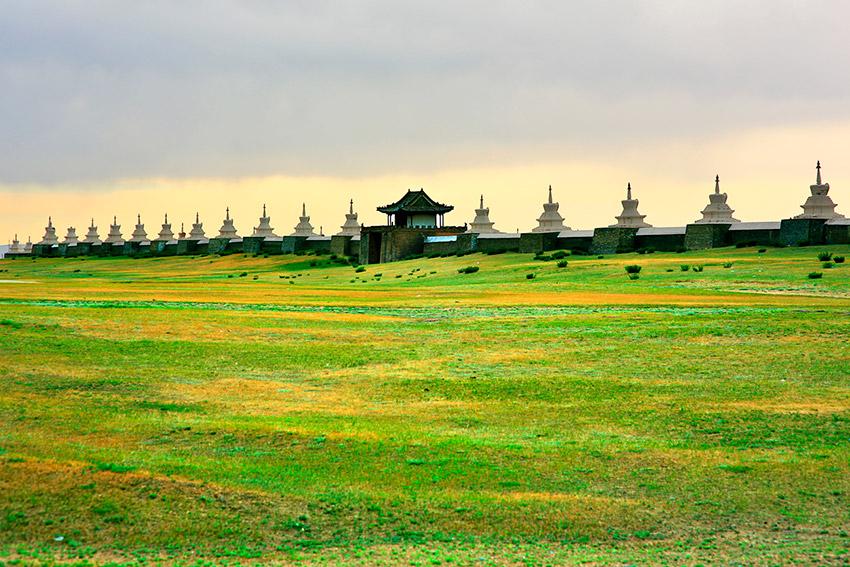 Mongolia, uno de los lugares para huir del turismo en el 2018