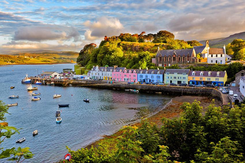Islas Escocesas, uno de los lugares para huir del turismo en el 2018