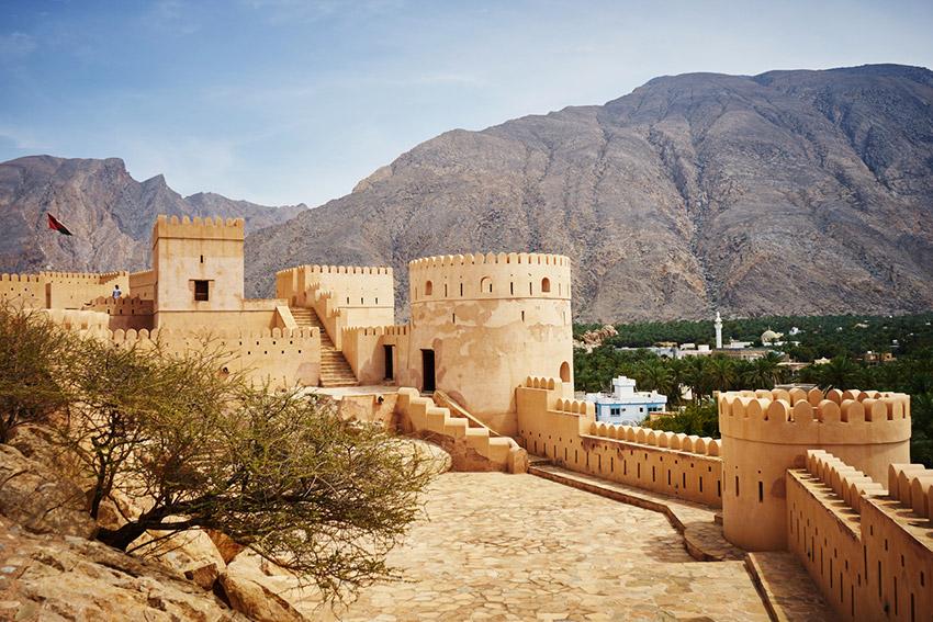 Omán, uno de los lugares para huir del turismo en el 2018