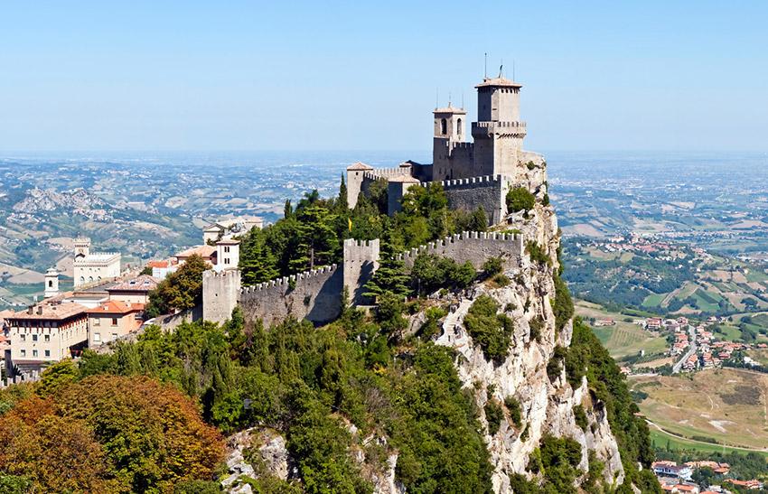 San Marino, uno de los lugares para huir del turismo en el 2018