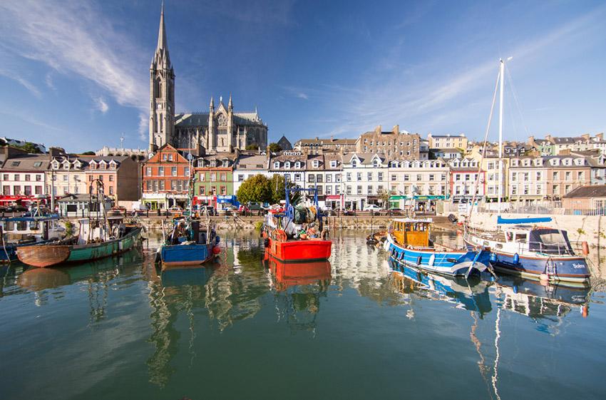 Cork, uno de los destinos low cost para verano