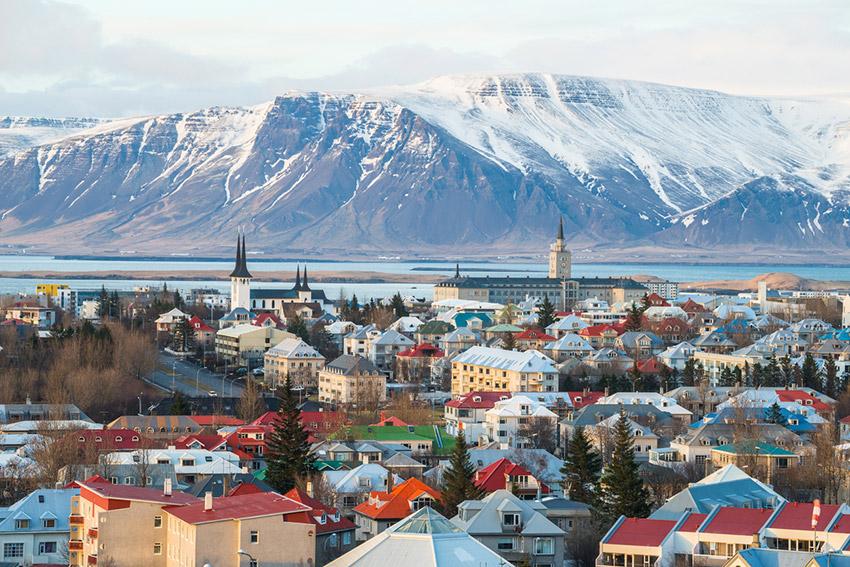 Reykjavik, uno de los destinos low cost para verano