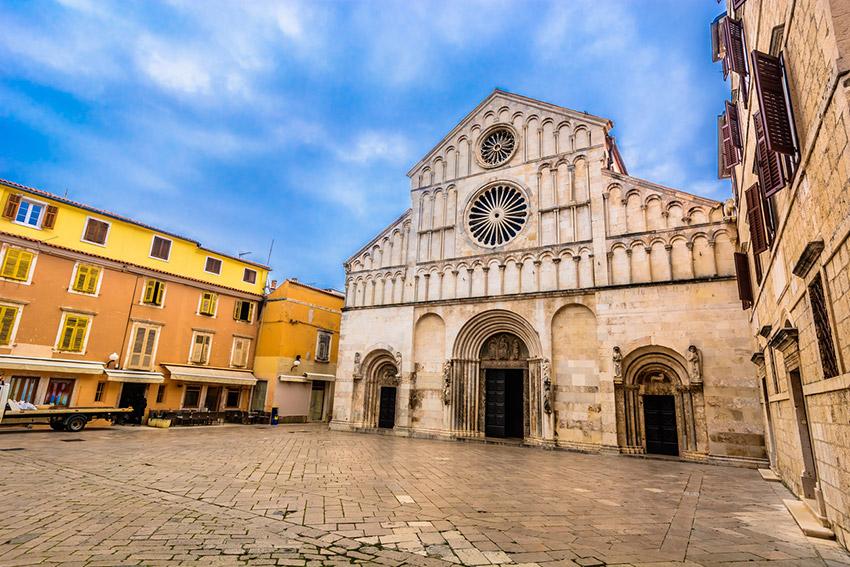 Zadar, uno de los destinos low cost para verano