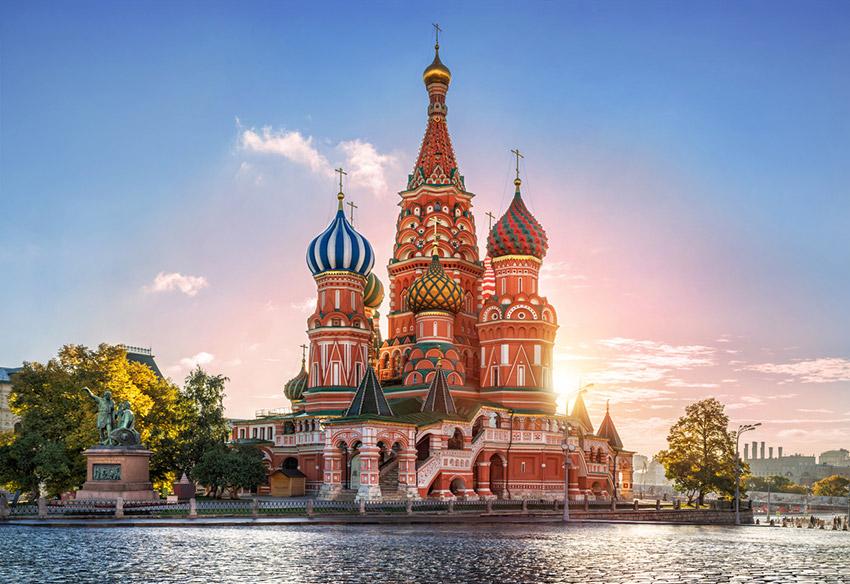 Moscú, uno de los destinos low cost para verano