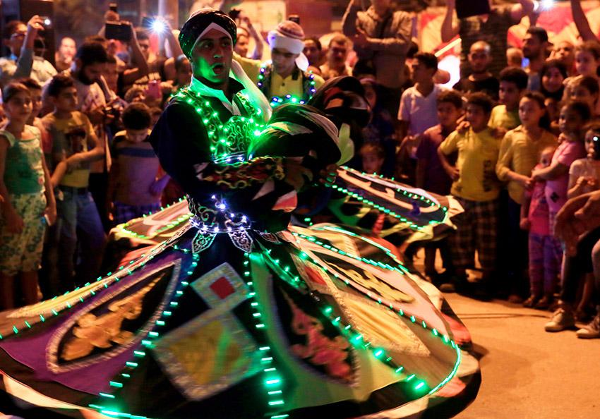 Egipto, uno de los países para vivir el Ramadán