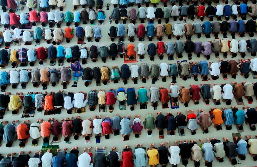Indonesia, uno de los países para vivir el Ramadán