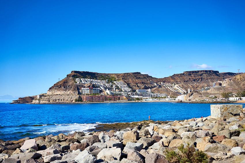 Montaña de Tauro, uno de los rincones secretos de Gran Canaria
