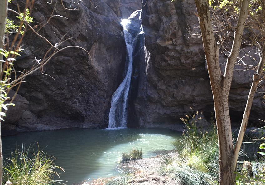 Charco Azul, uno de los rincones secretos de Gran Canaria