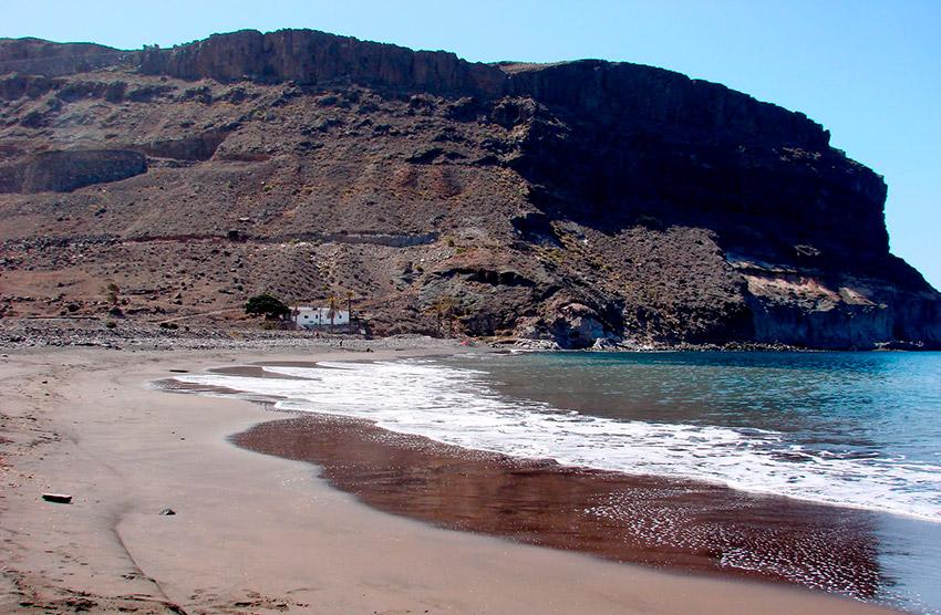 Verenguera, uno de los rincones secretos de Gran Canaria