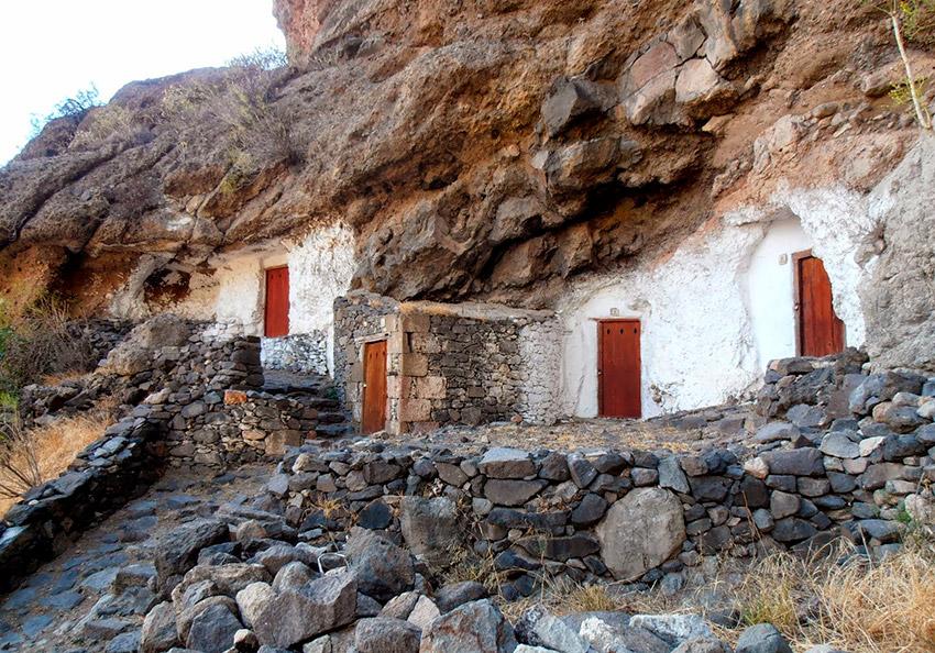 Acusa Seca, uno de los rincones secretos de Gran Canaria