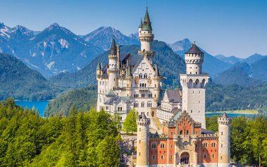 Castillos de cuento: 5 castillos sorprendentes en Alemania