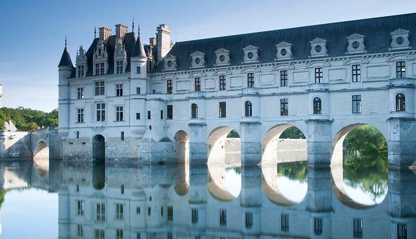 Castillos de cuento en Francia que te enamorarán