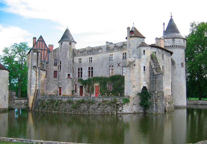 El Castillo de Breda, uno de los castillos de cuento en Holanda