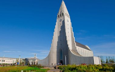 Catedrales del mundo: Hallgrímskirkja, el santuario con forma de nave espacial