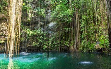 Cenotes Ocultos en México: el cenote Ik – Kil