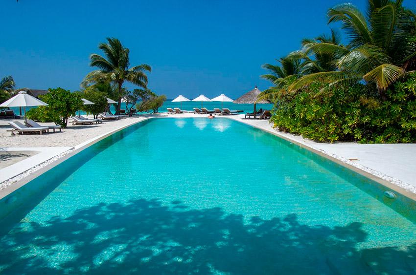 Coca Island, una de las mejores playas paradisíacas de Maldivas