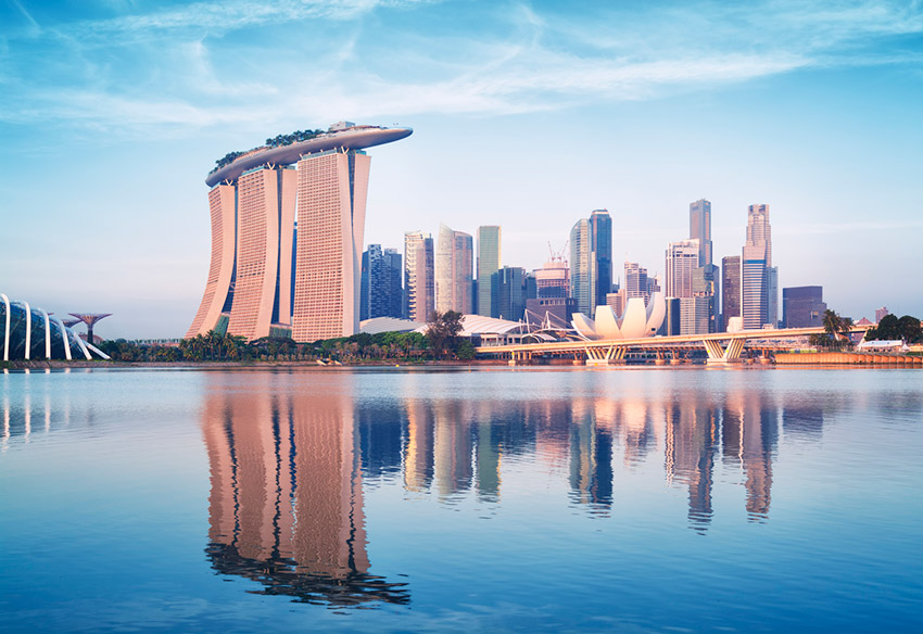 Singapur, una de las las ciudades más caras del planeta