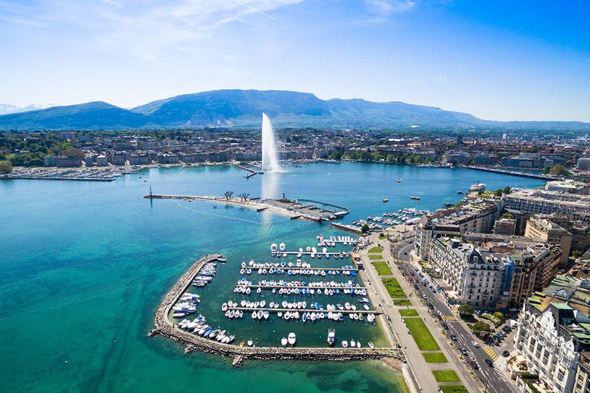 Ginebra, una de las las ciudades más caras del planeta