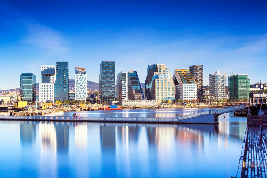 Oslo, una de las las ciudades más caras del planeta