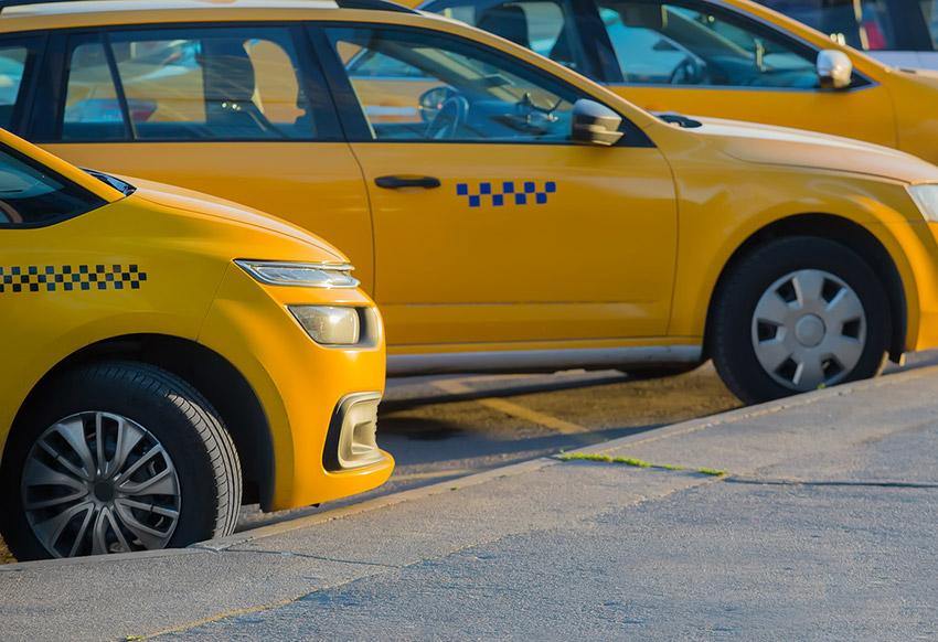 Los taxis, uno de los consejos para el Mundial de fútbol de Rusia