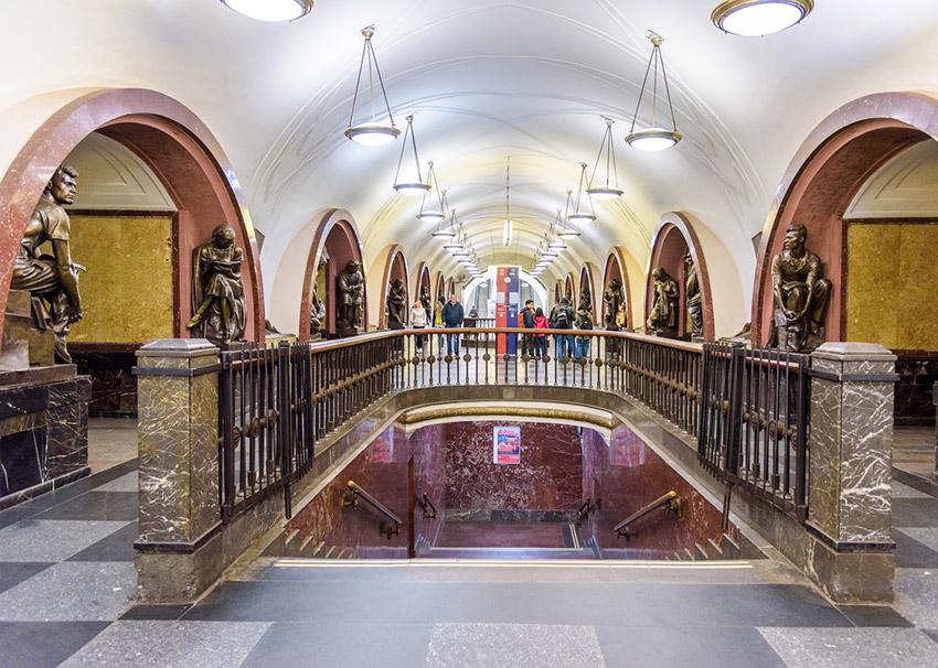 Metro en Rusia, uno de los consejos para el Mundial de fútbol de Rusia