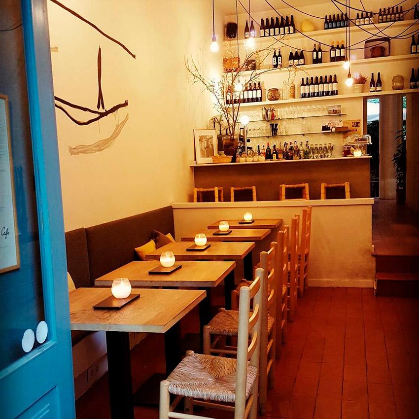 Mama's Café BCN, uno de los cafés de moda en Barcelona