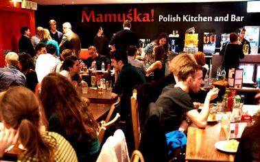 Donde comer barato en Londres: Mamuska!
