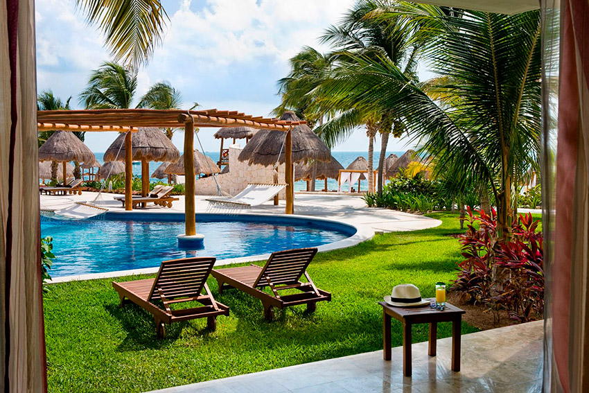 Resorts de ensueño: Resort Excellence en Playa Mujeres