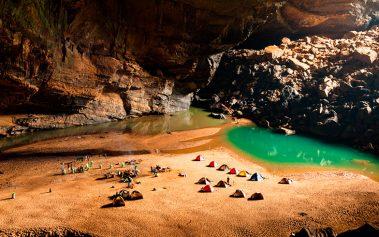 Hang Son Doong, una de las cuevas mágicas más grandes del mundo