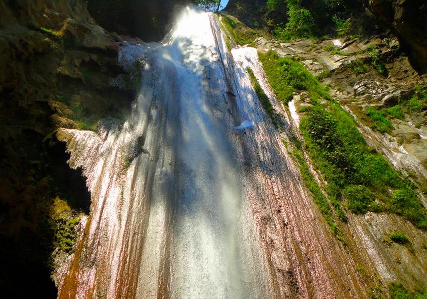 Cascada Aconco, una de las mejores cascadas de Puebla