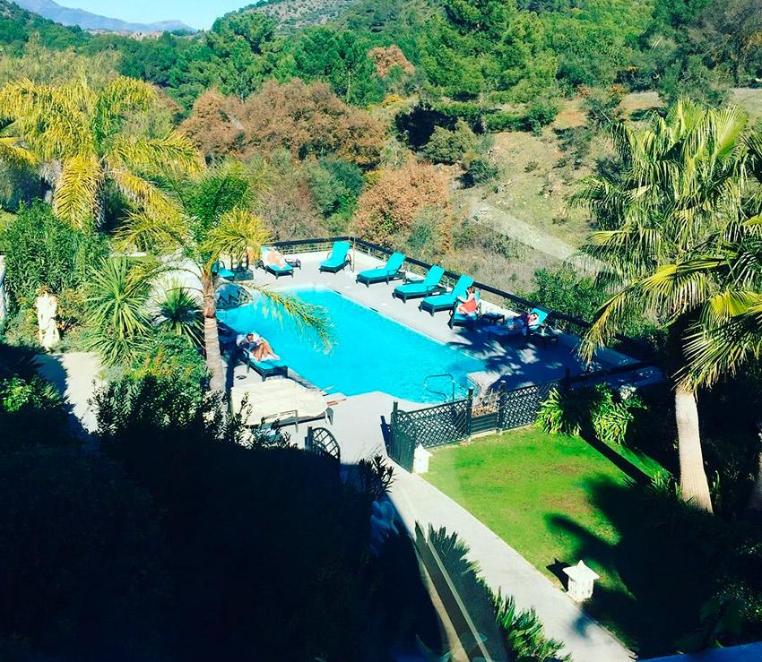 Shanti Som, uno de los hoteles para yoguis en España