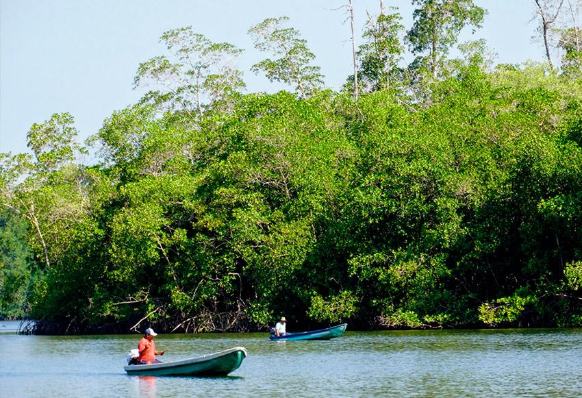 Centro Ecoturístico Costa Verde, uno de los lugares en la costa de Chiapas