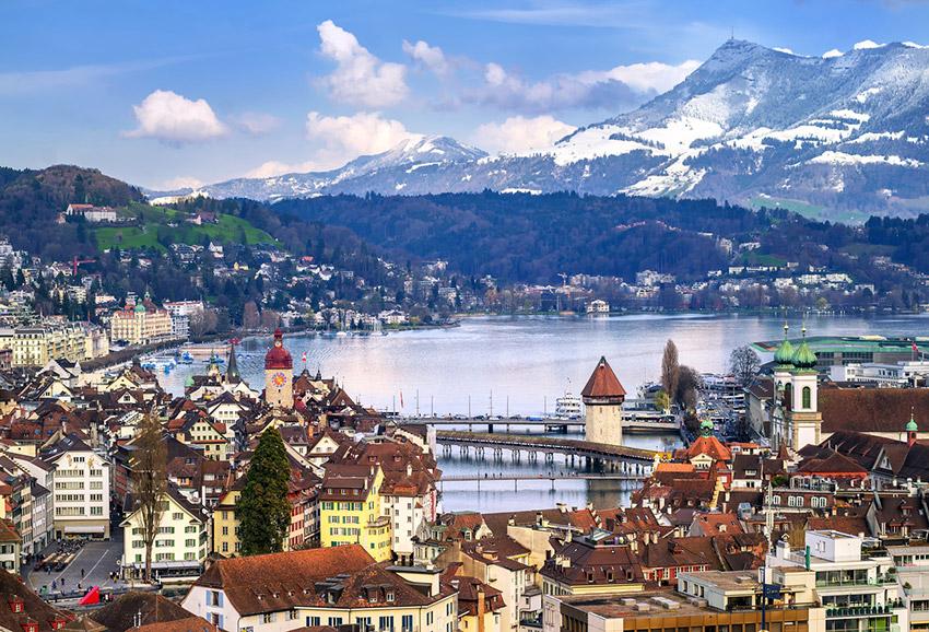 Suiza, uno de los países que protegen al medio ambiente