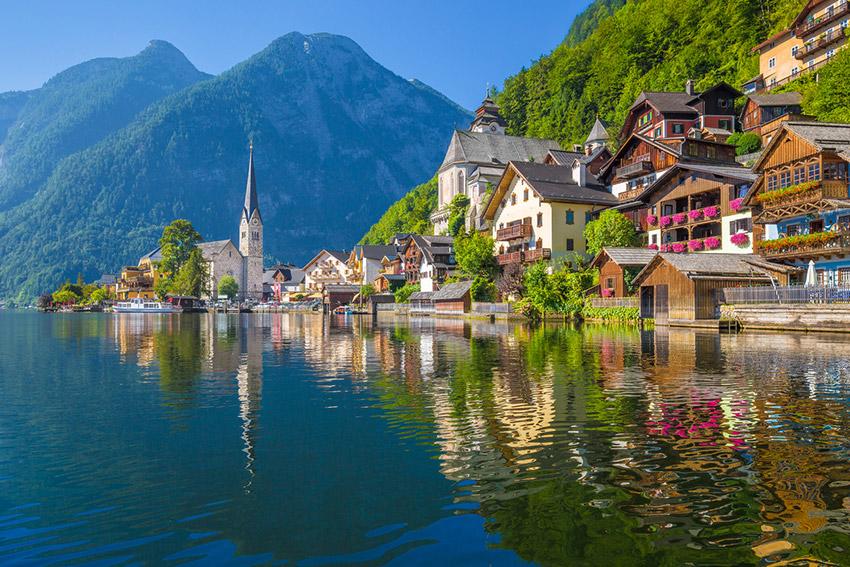 Austria, uno de los países que protegen al medio ambiente