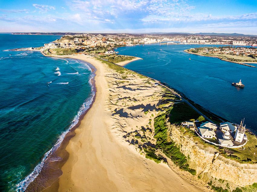 Australia, uno de los países que protegen al medio ambiente