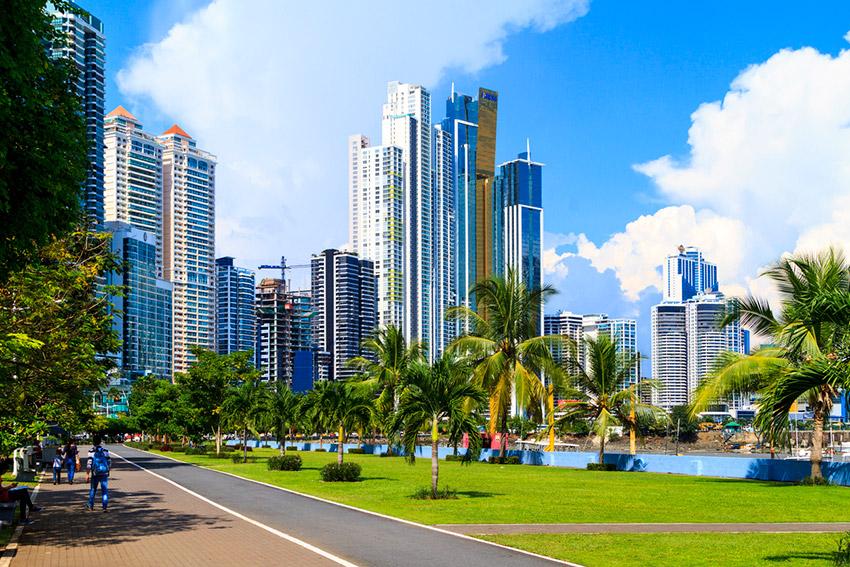 Panamá, uno de los los países donde más llueve