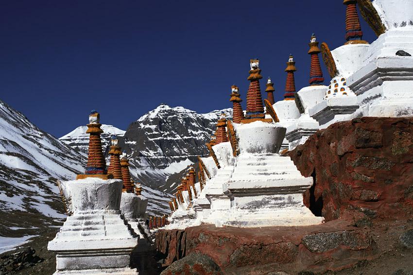 Monte Kailash en el Tíbet, una de las rutas de peregrinaje del mundo