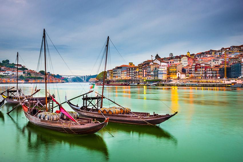 Portugal, uno de los destinos low cost para la luna de miel
