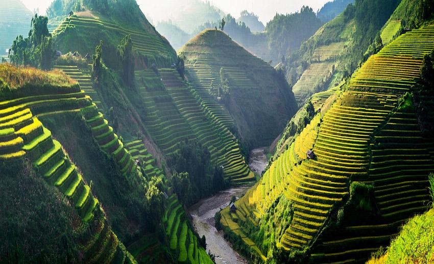 Vietnam, uno de los destinos low cost para la luna de miel