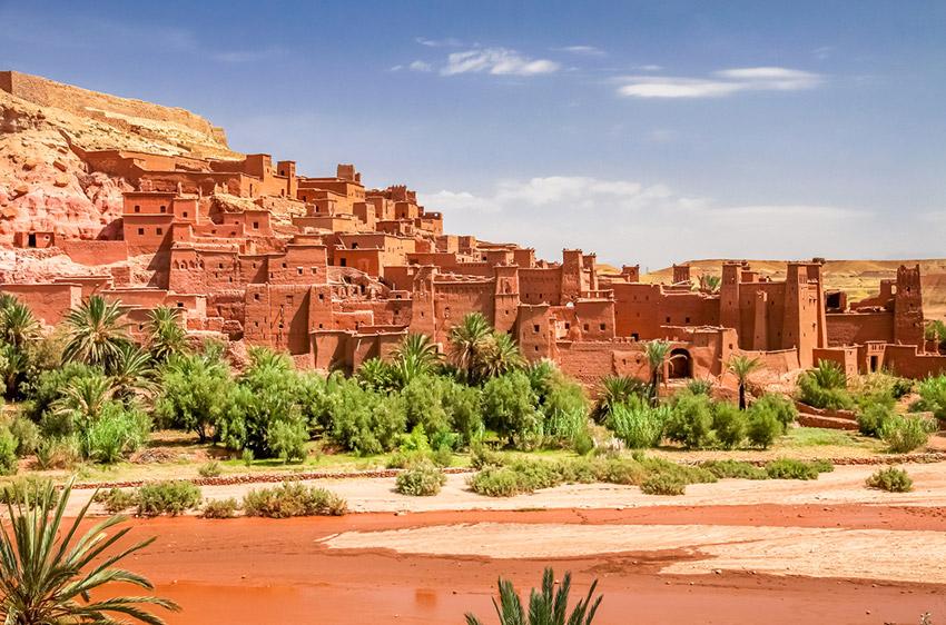 Marruecos, uno de los destinos low cost para la luna de miel