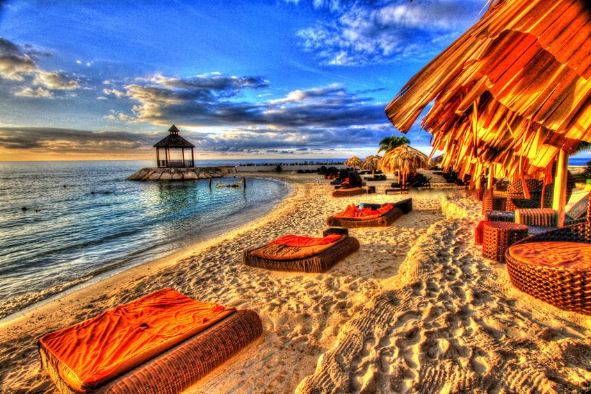 Jamaica, uno de los destinos low cost para la luna de miel