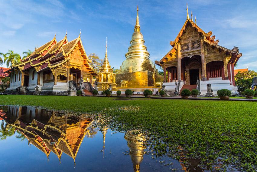 Tailandia, uno de los destinos low cost para la luna de miel