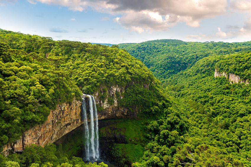 Brasil, uno de los destinos low cost para la luna de miel