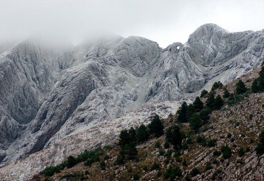 Sierra de la Ventana, uno de los lugares donde viajar en invierno en Argentina