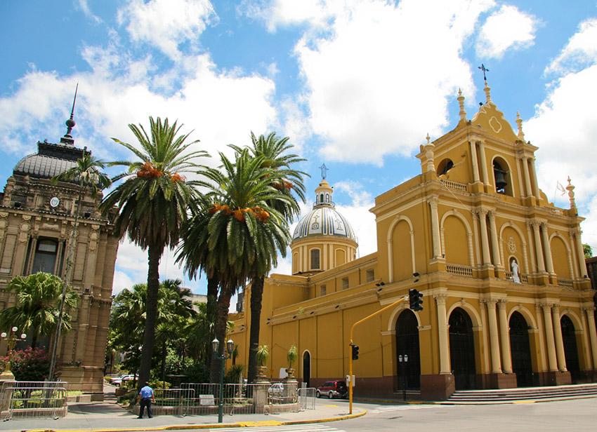 Tucumán, uno de los lugares donde viajar en invierno en Argentina