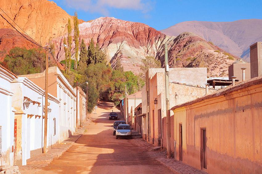 jujuy, uno de los lugares donde viajar en invierno en Argentina
